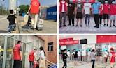 志愿同行 欢迎回家! 南航青年志愿者助力春季复学